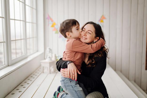jak wychować pewne siebie dziecko